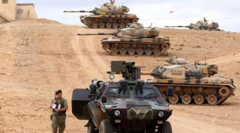 الجيش التركي في جرابلس