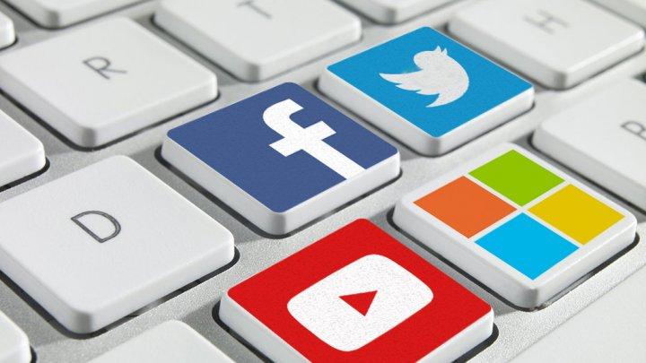 مايكروسوفت وفيسبوك وتويتر ويوتيوب تواصل اجتماعي
