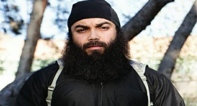 """القيادي في تنظيم الدولة الإسلامية """"داعش"""" أبو بكر الحكيم"""