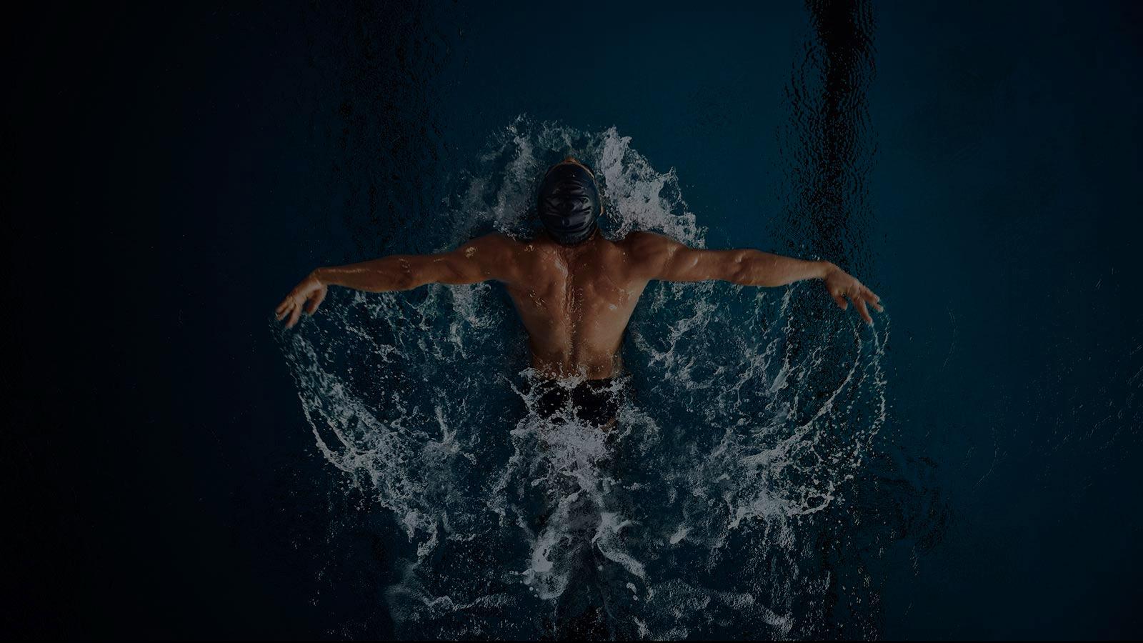 """""""تويوتا"""" تختار السباح السوري رامي أنيس وجهاً إعلانياً لأولمبياد 2020 – حرية برس Horrya press"""