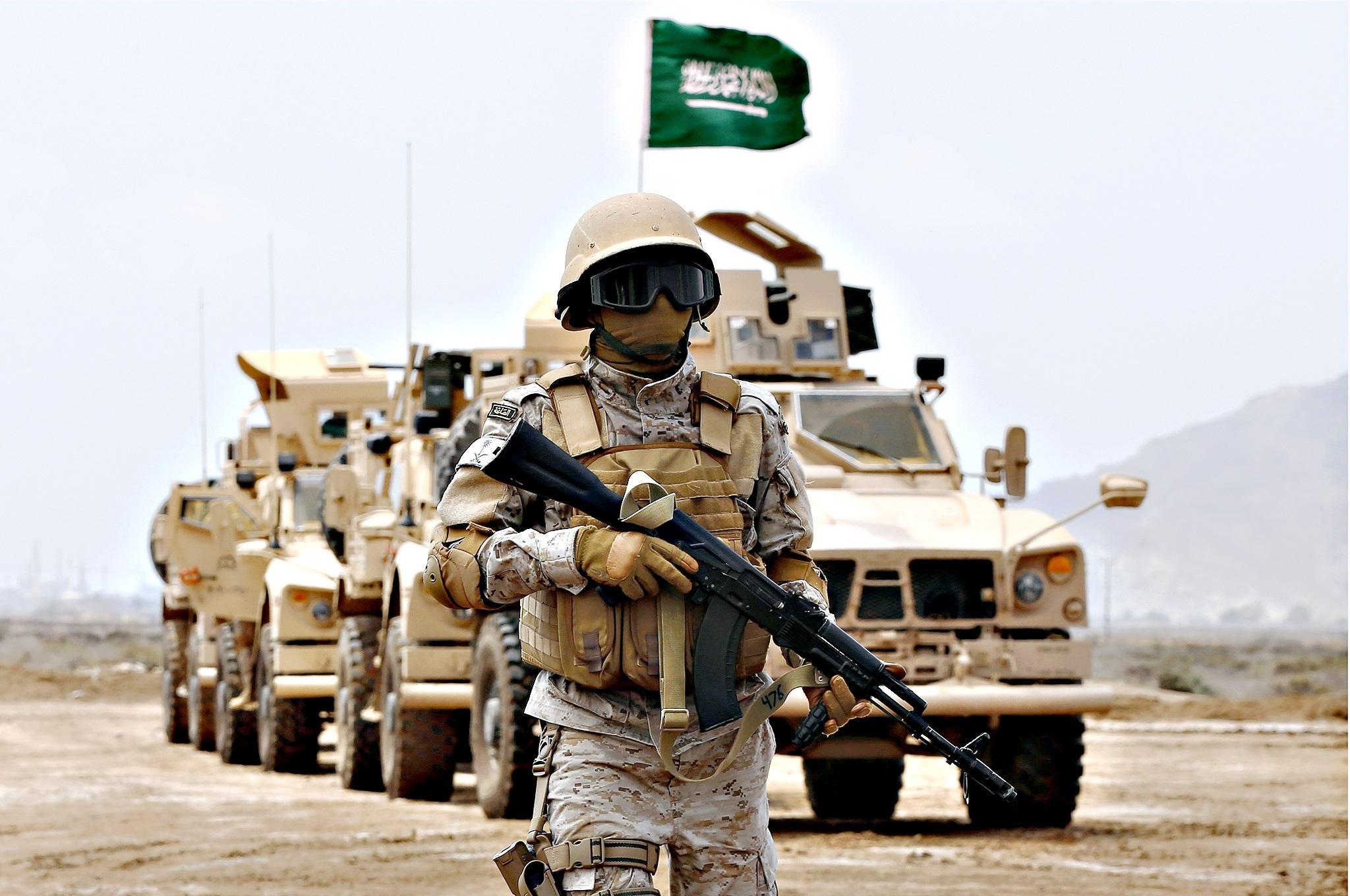 saudi arabias defense doctrine - HD2048×1360